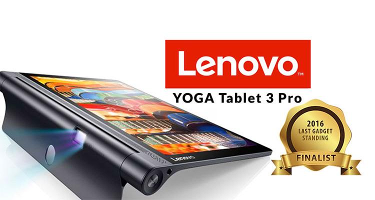 lenovo yoga tablet 3 pro last gadget standing. Black Bedroom Furniture Sets. Home Design Ideas